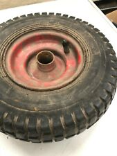 Ride On Lawnmower wheel and tyre  11x4.00-5