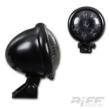 LED Mini Rücklicht Bates schwarz getönt Motorrad Custom Bobber Retro Cafe Racer