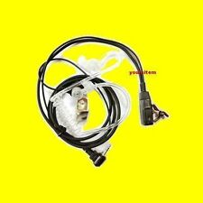 Handfree ACOUSTIC TUBE Earpiece MIC for Motorola TLKR-T60 TLKR-T80 XTB446 1 PIN