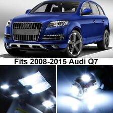 18 x Premium Xenon White LED Lights Interior Package Upgrade for Audi Q7
