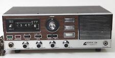 Vintage Bearcat 23B Tabletop CB Radio Pearce Simpson Gladding 23 Channel