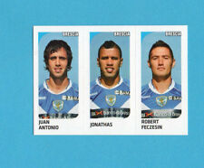 PANINI CALCIATORI 2011-2012-Figurina n.510- ANTONIO+JONATHAS+..-BRESCIA-NEW