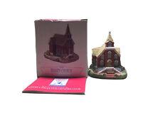 The Americana Collection Liberty Falls Trinity Church Ah88 1994