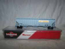 InterMountain N-Scale 4750 Cu. Ft. 3-Bay Covered Hopper Swift Chem.(RTR)
