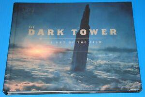 THE DARK TOWER: THE ART OF THE FILM - hardback book
