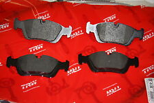 TRW Brake Pads with Warning Contact BMW 3er E46 Set for Front
