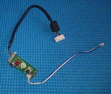 IR REMOTE SENSOR & LED LIGHT SAMSUNG LE46A557 TV BN41-00990A CT071116