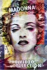 Madonna - Celebration The Video Collection 2 X DVD Cond 47 Film Clips