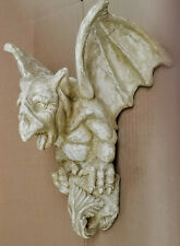 Huge Mythical Winged Protector Gargoyle Home Garden Architectural Accent