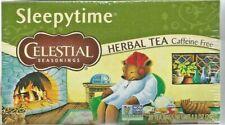 Celestial Seasonings Sleepytime Herbal Tea 20 Tea Bags