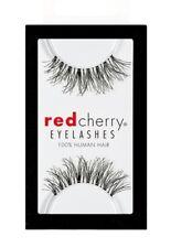Red Cherry WISPY #WSP wispies falsche künstliche Echthaar-Wimpern strip lash