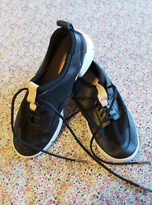Clarks Ladies Trigenic Casual Shoes - UK Size 6