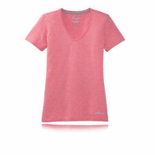 Magliette da donna a manica corta rosa taglia S