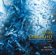 Kaija Saariaho : Kaija Saariaho: Chamber Works for Strings - Volume 2 CD (2016)