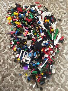 1.8kg Mega Bloks, Wilko bricks and other Lego compatible bricks Job Lot Bundle