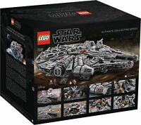 LEGO Millennium Falcon 75192 - STAR WARS Ultimate Collector Series, New & Sealed