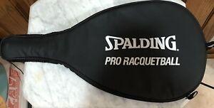 Spalding Pro Racquetball Assault 103 Graphite Racquet