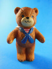 "Rare Vintage 1979 Lucy & me Teddy Bear Sailor Collar Tie 3"" Enesco Rigglets"