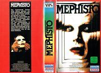 (VHS) Mephisto - Klaus Maria Brandauer, Rolf Hoppe, Krystyna Janda, Karin Boyd
