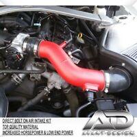 11-14 Fits FORD MUSTANG V6 ST BASE 3.7L 3.7 AF DYNAMIC COLD AIR INTAKE RED KIT