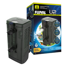 FLUVAL U2 UNDERWATER INTERNAL AQUARIUM FILTER 110L BIOMAX WATER AERATION