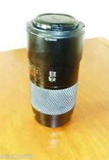 Minolta Maxxum Af Macro Lente zoom telefoto 70-210mm F/4 con Filtro 55MM