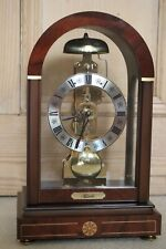 HERMLE  SKELETON MANTLE CLOCK (791-081 MOVEMENT)
