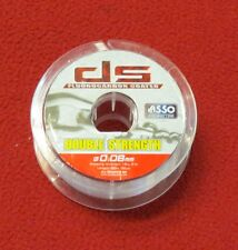 asso double strength fluorocarbone 0.08mm-100m-1.4 kgs made in japan