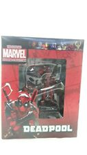 The Classic Marvel Figurine Collection Deadpool Eaglemoss Scale 1:21 10cm NEW