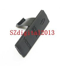 New USB /AV OUT/ HDMI/ MIC Rubber for Canon EOS 450D EOS Rebel XSi EOS KISS X2