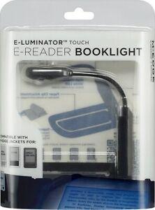 M-Edge E-Luminator Touch E-Reader Booklight New