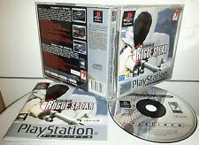 TOM CLANCY'S RAINBOW SIX ROGUE SPEAR - PlayStation 1 PS1 Gioco Game Play Station