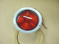 "NOS Vintage Do Ray tail light assembly 4100 series 4-3/8"" 12 volt"