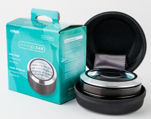 Cokin Infiniclear High Quality Desk Illuminated Magnifier Loupe (UK Stock) BNIB