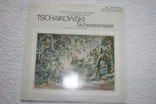 Vinyl Schallplatte LP Langspielplatte Tschaikowski Schwanensee Eterna UDSSR