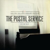 Postal Service - Give Up: Deluxe 10th Anniversary Edition [CD]