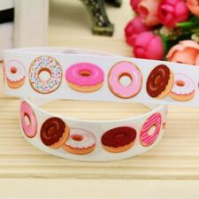 "Doughnut  Ribbon 7/8"" Wide or 22mm NEW UK SELLER FREE P&P"