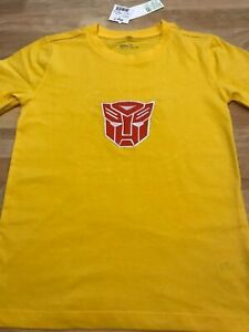 Transformers T-Shirt for Boys - Size 7