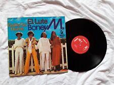 """Parfait état !!! Vinyle Maxi 45T - BONEY M. """"Gotta Go Home"""" NM/NM"""