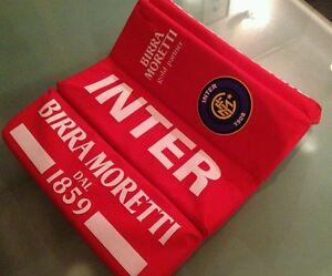 Cuscino da stadio Inter Birra Moretti