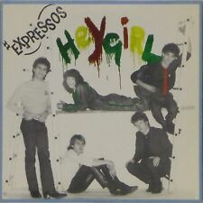 "EXPRESSOS 'HEY GIRL' UK PICTURE SLEEVE 7"" SINGLE"