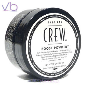 AMERICAN CREW (Boost Powder, Concealer, Volume, Root Lift, Texturizer, 0.3oz.)