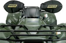 Moose Black Molded Foam Hand Protectors Guards Universal ATV Quad Runner ORV
