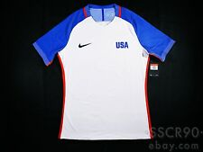 NIKE USA USMNT Olympic Game VaporMatch Player Issue Jersey AeroSwift 729686-100