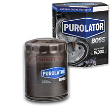 Purolator BOSS Engine Oil Filter for 1995-1997 Nissan Pickup - Long Life dw