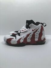 "Men's Nike Air DT Max '96 ""Deion Sanders"" Size-10 Red White Black (316408 161)"