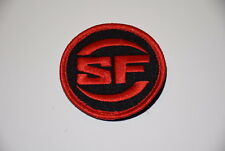 SUREFIRE SUPPRESSORS PROMO PATCH RED SOCOM MINI MONSTER FA556 FLASHLIGHT X300 6P