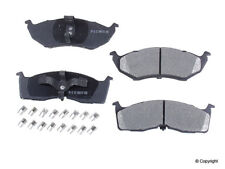 Disc Brake Pad Set fits 1999-2001 Plymouth Prowler  MFG NUMBER CATALOG