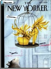 New Yorker - 2008, September 1 - Shoplifting, Women's Shoes, Marc Jacobs