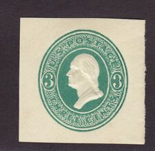 U160 VF-XF unused cut square with nice color scv $ 35 ! see pic !